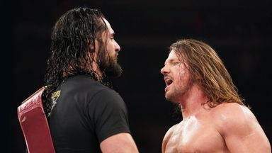 Styles to challenge Rollins!