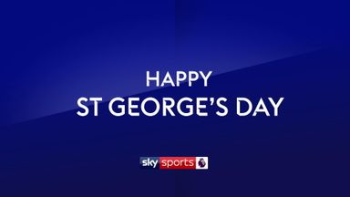 St George's Day: PL Georges!
