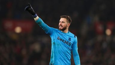 Jones: Butland speculation disrespectful
