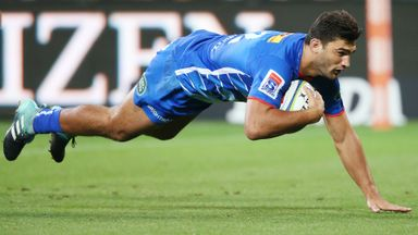 Best Stormers tries in win over Rebels