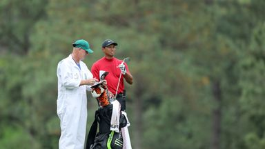 Tiger Woods: Final-round key moments