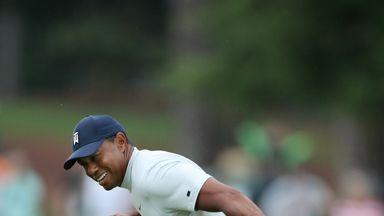 The Masters: Story of Day Two