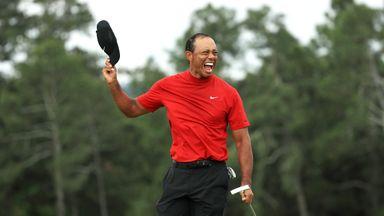 McGinley: Woods win transcends golf