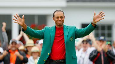 Tiger's comeback 'special'