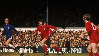 'There'll never be another Tommy Smith'