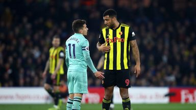 Gracia: Deeney lost red-card appeal
