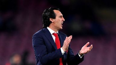 Emery: Arsenal need new energy