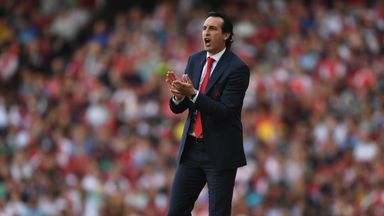 Emery: Top four in Arsenal's hands