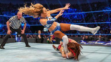 Kairi Sane makes WWE debut