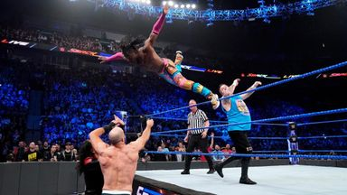 Best of SmackDown Shake-Up