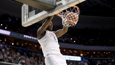 Zion's most thunderous dunks