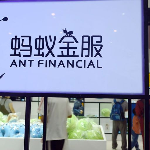 Chinese tech titan Ant Financial in £500m bid for WorldFirst