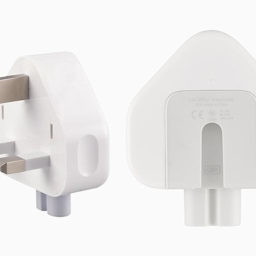 Apple recalls UK plug adapters over electric shock risk