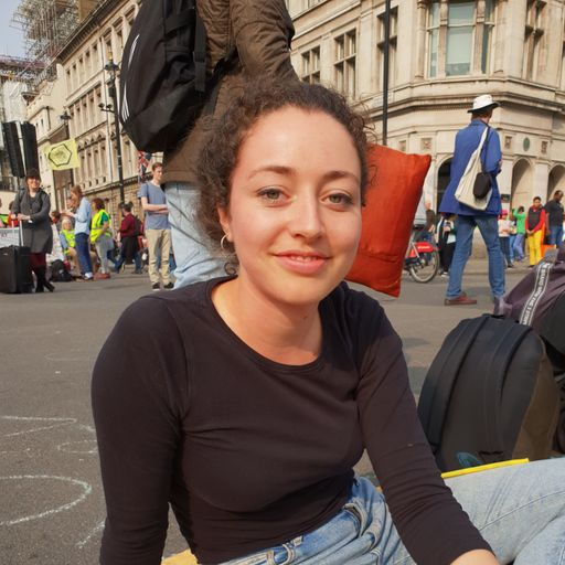 Extinction Rebellion: The faces of the London protest