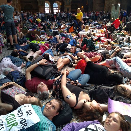 In numbers: Extinction Rebellion protests