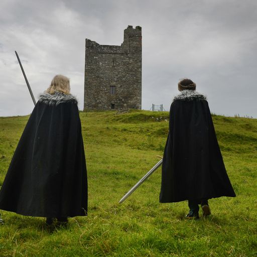 Game of Thrones: How Westeros has transformed Belfast's TV production