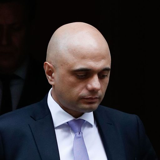 Javid fails to sweep up Stewart supporters