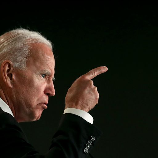 Analysis: Biden is the Democrat Trump probably fears most