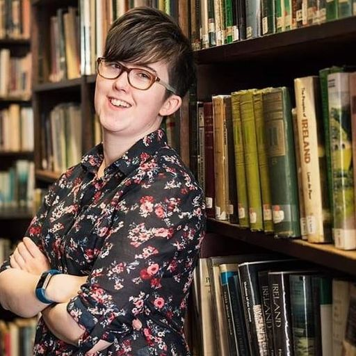 Lyra McKee: 'Brave' reporter covered her struggle of growing up gay in Belfast