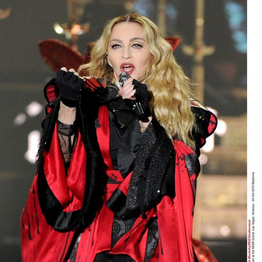 Madonna to perform at Eurovision in Israel at expected cost of $1m