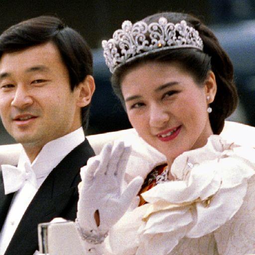 Japan's new emperor