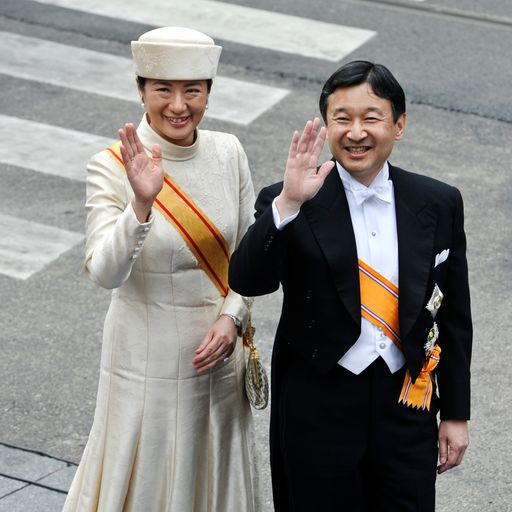 Why is Japan getting a new emperor?