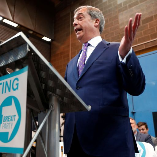 Sky Views: Electric Farage highlights Remainers' Europe confusion