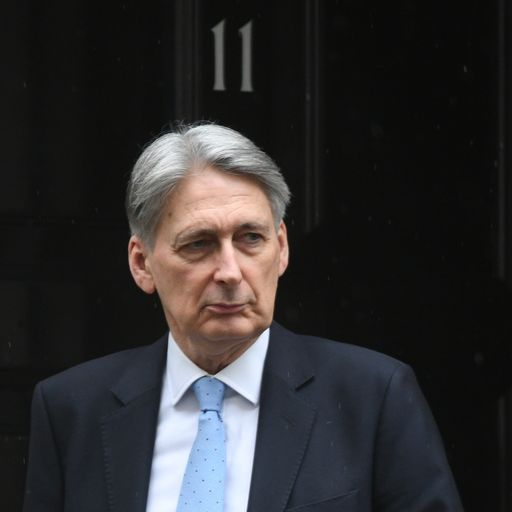 'Rogue' Hammond at odds with ministers over second EU referendum