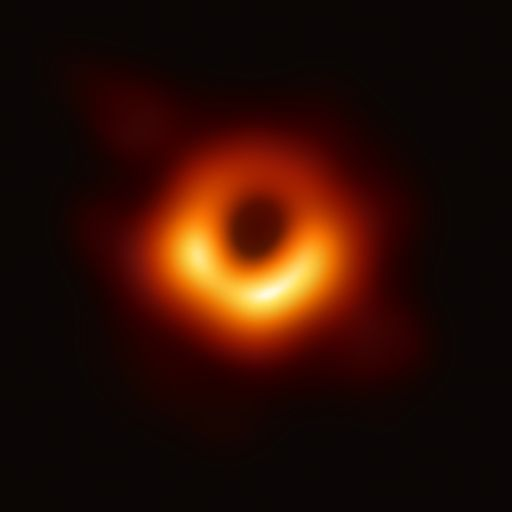 Scientists reveal first-ever picture of a black hole
