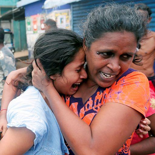 Sri Lanka attacks could signal new international campaign of terror
