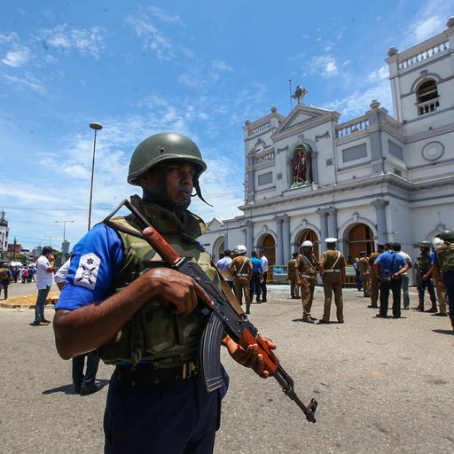 Who are the terror groups linked to Sri Lanka attacks?