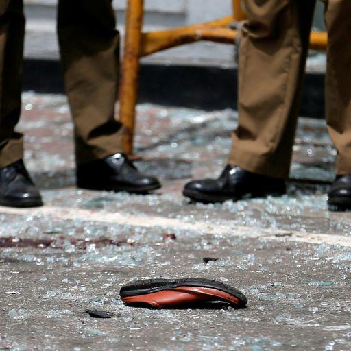 LIVE: Eight UK nationals among hundreds dead