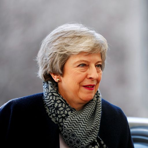 May facing prospect of longer Brexit delay