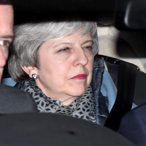 May loses leverage over rebel MPs as Commons impasse goes on