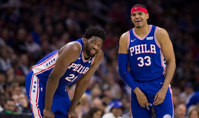 Joel Embiid says Philadelphia 76ers believe they can win NBA title