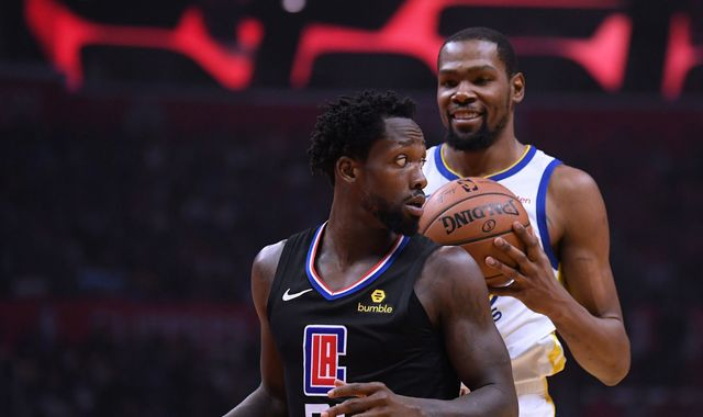Kevin Durant erupts for 38 points as Golden State Warriors thrash Los Angeles Clipper in Game 3