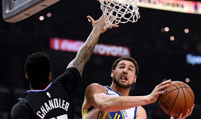 Klay Thompson's 'Pacific Ocean reset' made perfect sense, says Steve Kerr