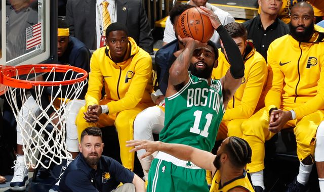Kyrie Irving leads Boston Celtics to Game 3 victory over Indiana Pacers