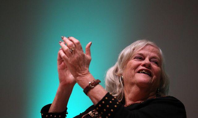 Tory grandee Ann Widdecombe to stand as Brexit Party candidate