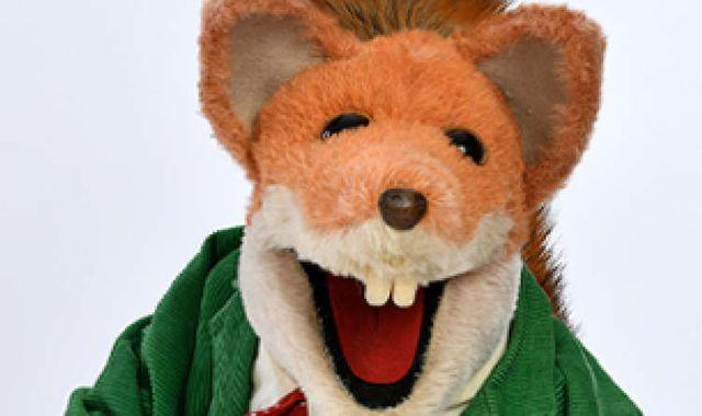 Boom boom! Basil Brush takes adult-only show to Edinburgh Festival Fringe