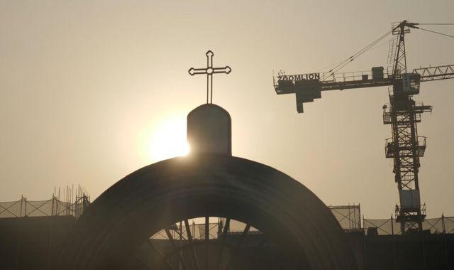As atheist China shuts churches, Christians pray in secret