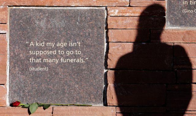 Twenty years since Columbine shooting marked with vigils