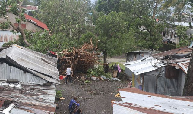 Cyclone Kenneth: Mozambique could face 'catastrophic flooding' as new storm makes landfall