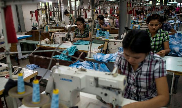 Fashion needs to do more on workers' rights and the environment says new report