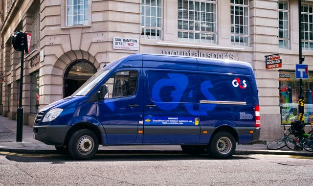 G4S driver Joel March admits stealing £1m from company van