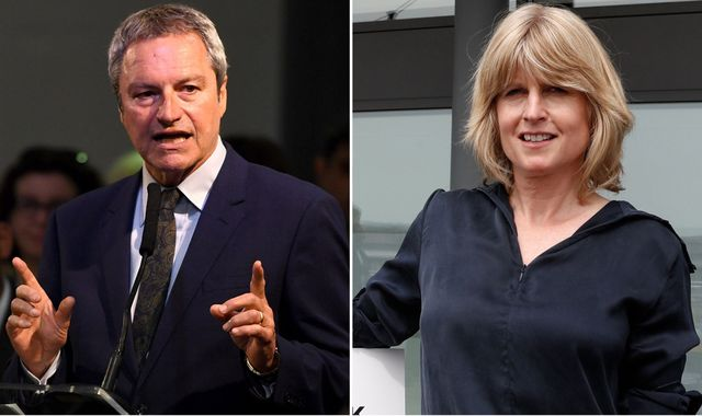 Change UK reveal Rachel Johnson and Gavin Esler as European Parliament candidates