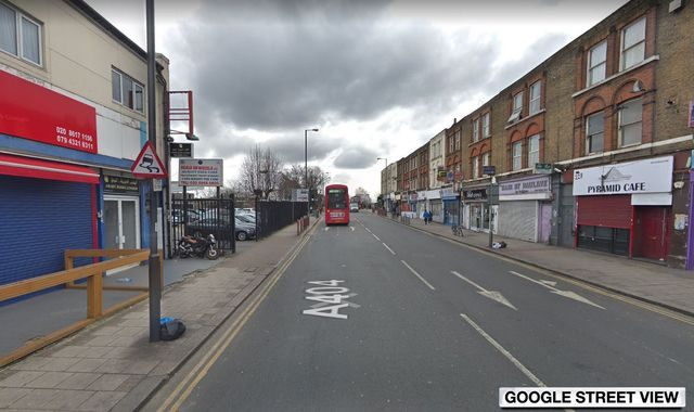 Gang blocked road before man, 21, stabbed to death in northwest London