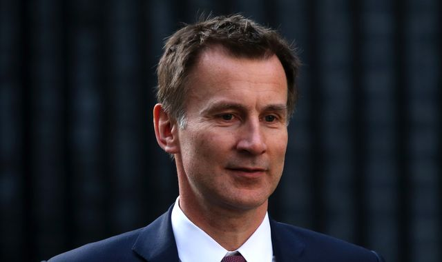 Jeremy Hunt: Delay to Brexit is 'damaging' Britain's standing in the world