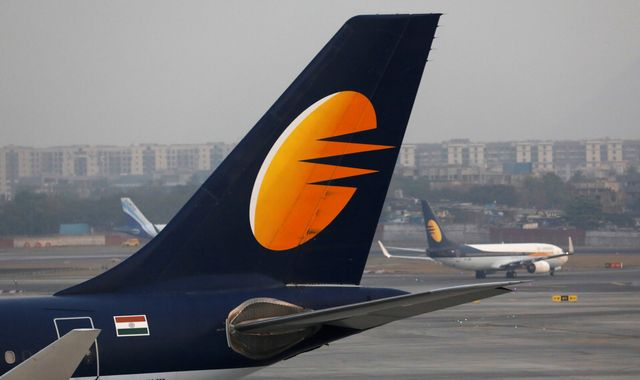 Jet Airways cancels all flights after rescue talks fail