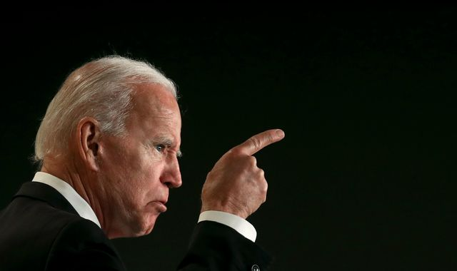 Joe Biden: The Democrat Donald Trump probably fears most